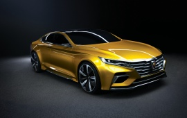 Roewe Vision-R Concept