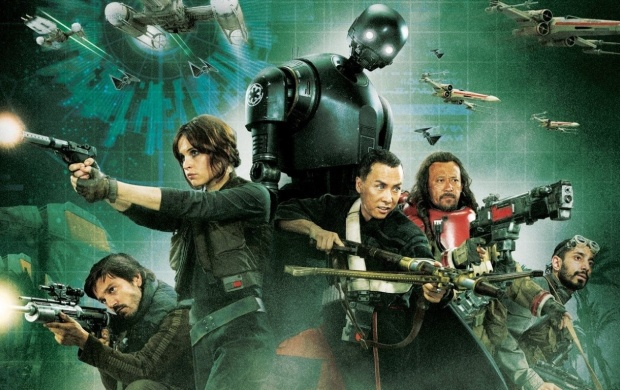Rogue One A Star Wars Story (click to view)