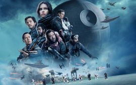 Rogue One A Star Wars Story 2016 4K