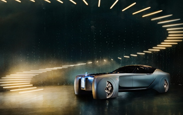 Rolls-Royce 103EX Vision Next 100 Concept (click to view)