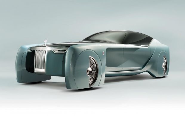Rolls-Royce 103EX Vision Next 100 Concept 2016 (click to view)