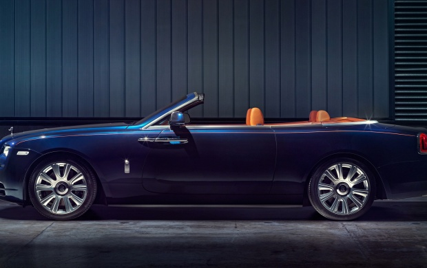 Rolls-Royce Dawn 2017 (click to view)