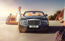 Rolls-Royce Dawn 2017 Car