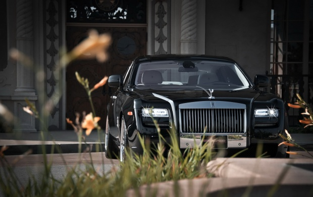 Rolls Royce Ghost (click to view)