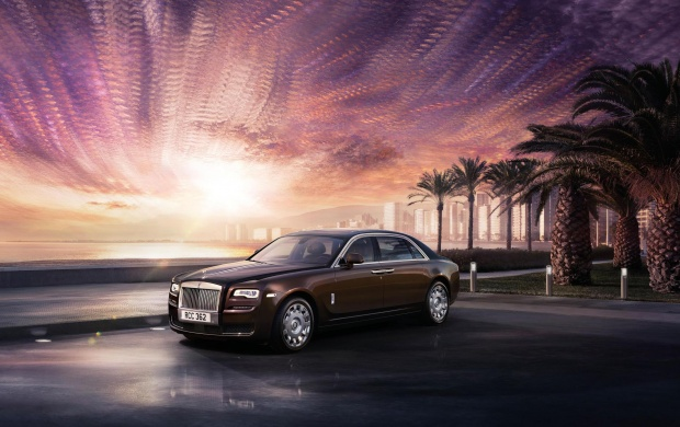 Rolls-Royce Ghost II 2014 (click to view)