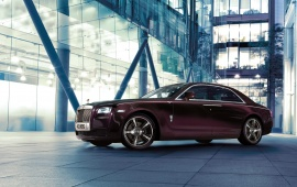 Rolls-Royce Ghost V-Specification 2014