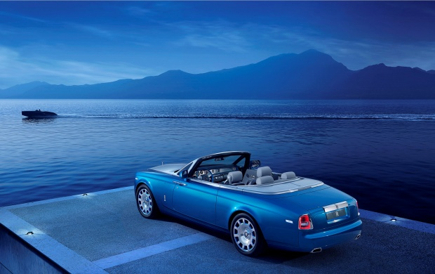 Rolls-Royce Phantom Drophead Coupe Waterspeed Collection 2014 (click to view)