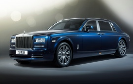 Rolls-Royce Phantom Limelight 2015
