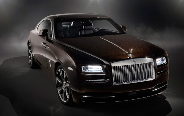 Rolls-Royce Wraith Inspired 2015 (click to view)
