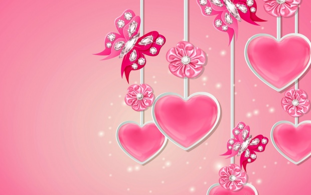 Romantic Heart And Butterfly (click to view)