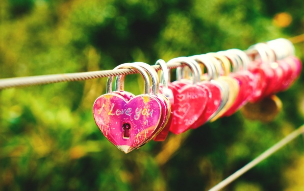 Romantic Lock Line (click to view)