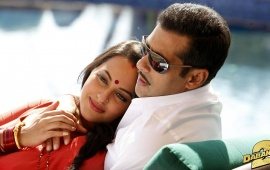 Romentic Salman Khan And Sonakshi