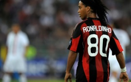 Ronaldinho Football Player