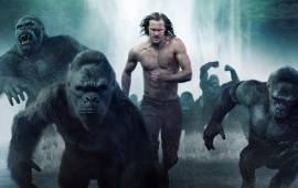 Rory J. Saper As Young Tarzan The Legend Of Tarzan 2016