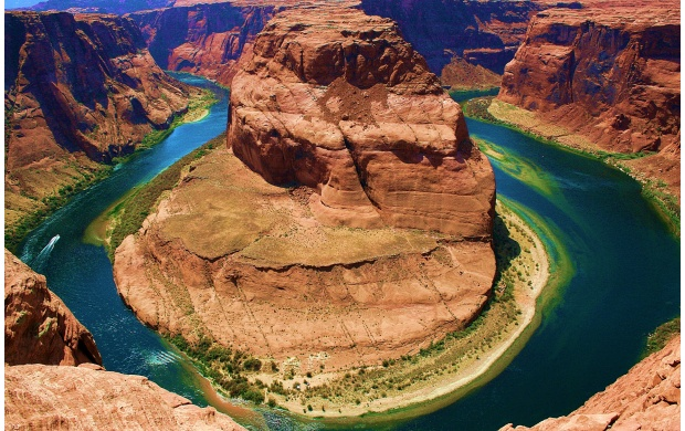 Round Grand Canyon (click to view)