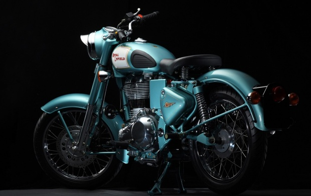 Royal Enfield Classic 500 (click to view)