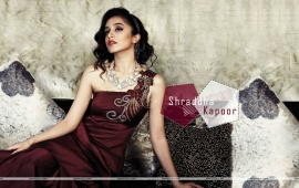 Royal Look Of Shraddha Kapoor