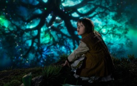 Ruby Barnhill In The BFG Movie