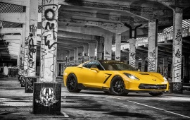 Ruffer Chevrolet Corvette Stingray HPE700 2015