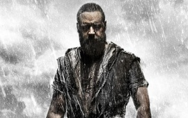 Russell Crowe Noah Movie