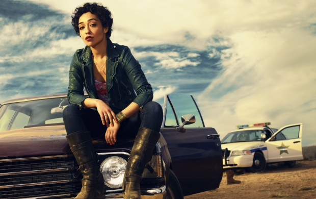Ruth Negga In Preacher 2016 (click to view)