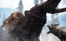 Saber Toothed Tiger Vs Mammoth Far Cry Primal