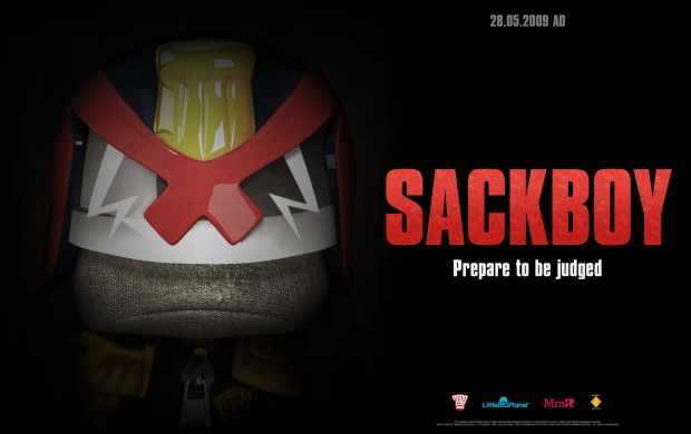Sackboy Prepare to be judged (click to view)