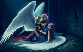 Sad Angels Love