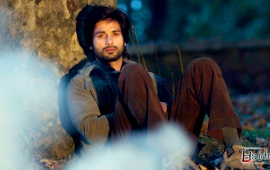Sad Shahid Kapoor In Haider