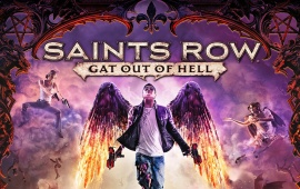 Saints Row: Gat Out Of Hell 2014