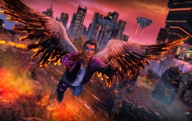Saints Row Gat Out Of Hell Screenshots