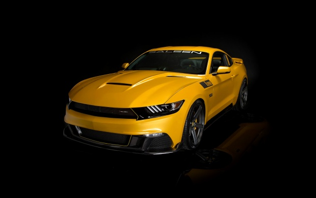 Saleen S302 Black Label 2015 (click to view)