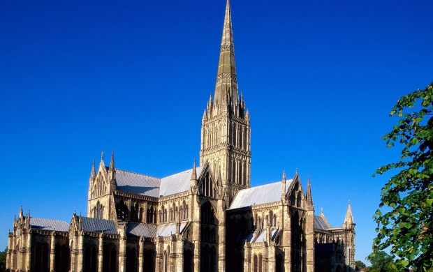 Salisbury Cathedral Wiltshire England (click to view)