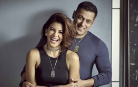 Salman Khan And Jacqueline Fernandes