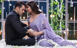 Salman Khan And Sonam In Prem Ratan Dhan Payo