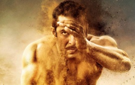 Salman Khan First Look In Sultan