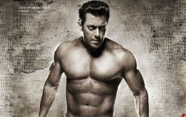 Salman Khan Shirtless In Jai Ho