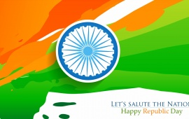 Salute The Nation Republic Day