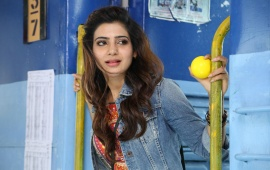 Samantha A..Aa Movie