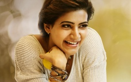Samantha Ruth Prabhu Smile