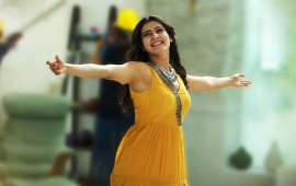 Samantha Stills From A Aa Movie