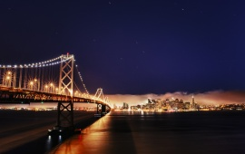 San Francisco California Bridge