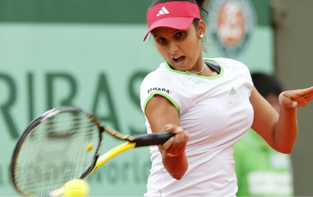 Sania Mirza (click to view)