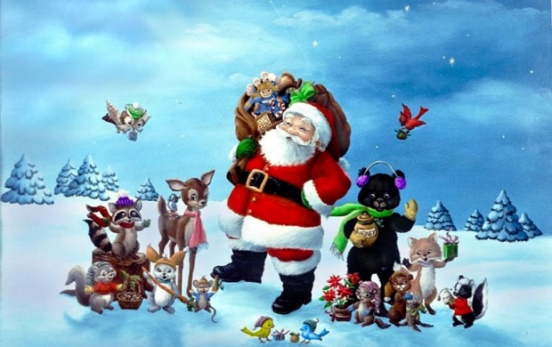 Santa Claus Christmas (click to view)