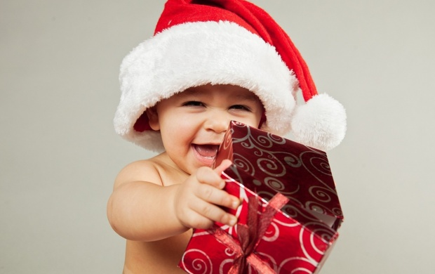 Santa Claus New Year Baby (click to view)