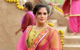 Sarabjit Movie Look Richa Chadda
