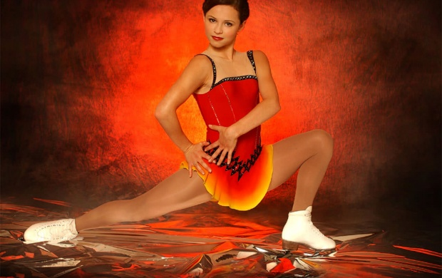 Sasha Cohen (click to view)