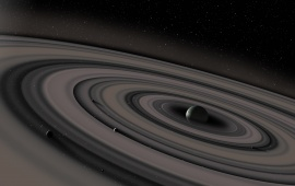 Saturn Planet And Ring