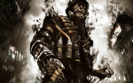 Scarecrow Batman Arkham Knight