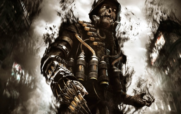 Scarecrow Batman Arkham Knight (click to view)